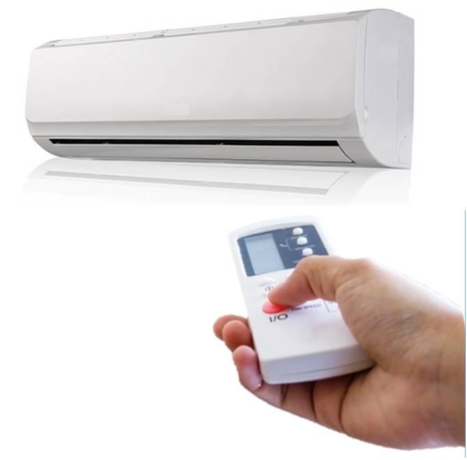 δε λειτουργεί το control του κλιματιστικού